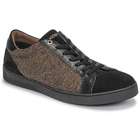 Schuhe Herren Sneaker Low Kost CYCLISTE 55 Schwarz / Braun