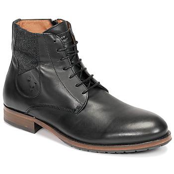 Schuhe Herren Boots Kost DROME Schwarz
