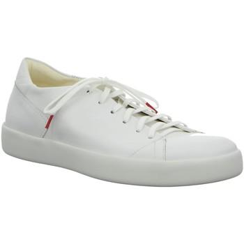 Schuhe Herren Derby-Schuhe & Richelieu Think Schnuerschuhe 6-86642-96 weiß