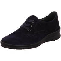Schuhe Damen Derby-Schuhe & Richelieu Semler Schnuerschuhe Xenia X2325048/080 blau