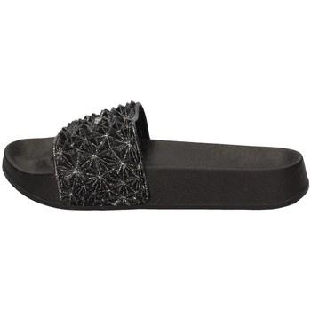 Schuhe Damen Pantoffel De Fonseca VASTO P W55 SCHWARZ