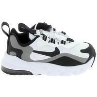 Schuhe Kinder Sneaker Low Nike Air Max 270 BB Blanc Noir CD2654-103 Weiss
