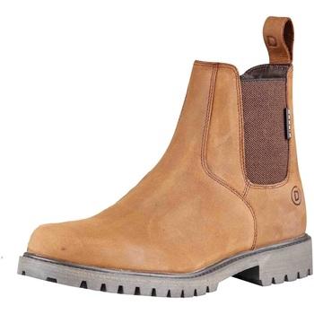 Schuhe Herren Boots Dublin  Braun