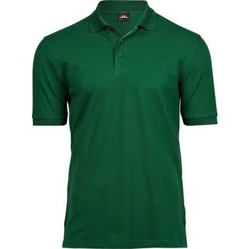 Kleidung Herren Polohemden Tee Jays TJ1405 Tannengrün