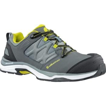Schuhe Herren Sneaker Low Albatros  Grau