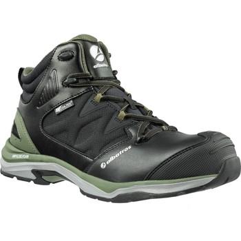 Schuhe Herren Sicherheitsschuh Albatros  Schwarz/Olive