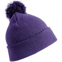 Accessoires Damen Mütze Result RC028X Violett