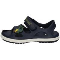 Schuhe Jungen Sandalen / Sandaletten Allseason 02171Q BLAU