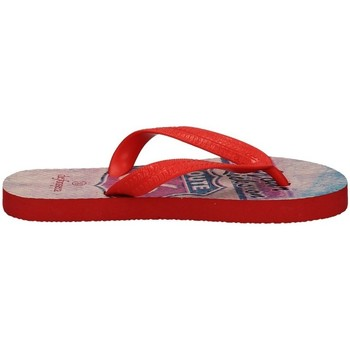 Schuhe Jungen Zehensandalen De Fonseca RIMINI K300 ROT