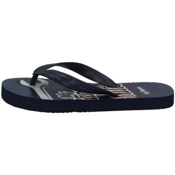 Schuhe Jungen Zehensandalen De Fonseca RIMINI K300 BLAU