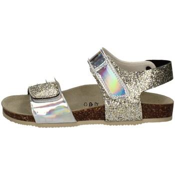 Schuhe Mädchen Sandalen / Sandaletten Valleverde GF1849AP PLATIN