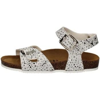 Schuhe Mädchen Sandalen / Sandaletten Valleverde GF1846A SILBER
