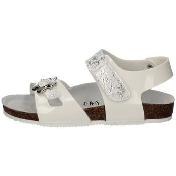 Schuhe Mädchen Sandalen / Sandaletten Valleverde GF1845V WEISS