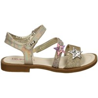 Schuhe Mädchen Sandalen / Sandaletten Asso AG-6501 PLATIN