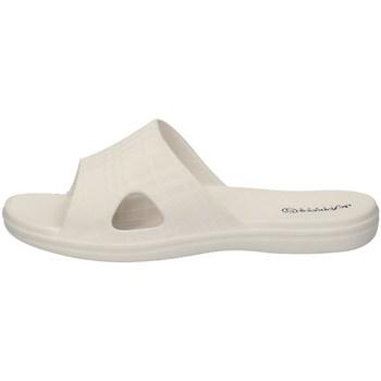Schuhe Damen Pantoffel De Fonseca RECCO P W57 WEISS
