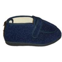 Schuhe Damen Hausschuhe Davema DAV350bl blu