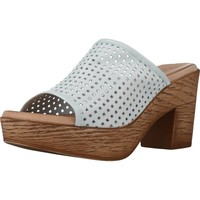 Schuhe Damen Pantoffel Cokketta 1212Y Weiß