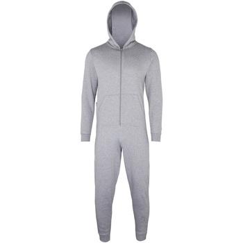 Kleidung Kinder Pyjamas/ Nachthemden Colortone CC01J Hellgrau