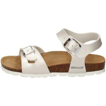 Schuhe Mädchen Sandalen / Sandaletten Grunland SB0646 PERLE