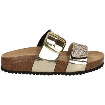 Schuhe Damen Pantoffel Valleverde G51578V PLATIN
