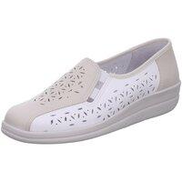 Schuhe Damen Slipper Aco Slipper 74/735 199/984 weiß