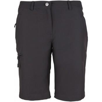 Kleidung Damen Shorts / Bermudas High Colorado Sport NOS CHUR 4-L, Lds.Trekkingshor 1050455 8004 grau