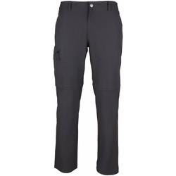 Kleidung Herren Jogginghosen High Colorado Sport NOS CHUR 4-M-SL,Men's Zip-off 1050459 8004 grau