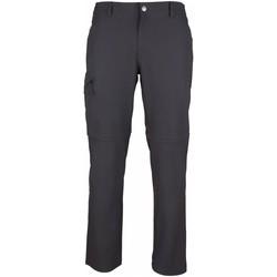 Kleidung Herren Jogginghosen High Colorado Sport NOS CHUR 4-M, Men's Zip-off Pa 1050461 8004 grau