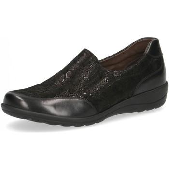 Schuhe Damen Slipper Caprice Slipper 9-9-24654-25 schwarz