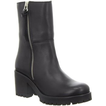 Schuhe Damen Klassische Stiefel Spm Shoes & Boots Stiefeletten Stiefelette - hoch - ,schwar F-8242 schwarz