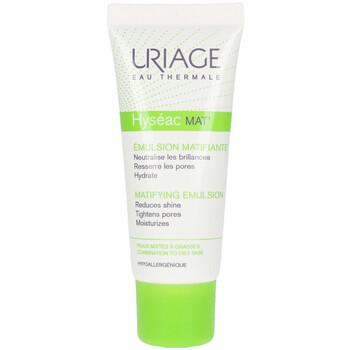 Beauty Damen pflegende Körperlotion Uriage Hyséac Mat Matifying Emulsion
