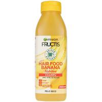 Beauty Damen Shampoo Garnier Fructis Hair Food Banana Champú Ultra Nutritivo  350 ml