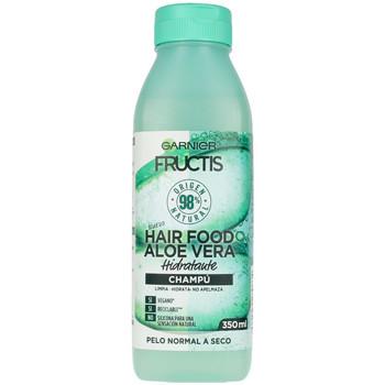 Beauty Damen Shampoo Garnier Fructis Hair Food Aloe Vera Champú Hidratante  350 ml