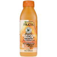 Beauty Damen Shampoo Garnier Fructis Hair Food Papaya Champú Reparador  350 ml