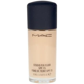 Beauty Damen Make-up & Foundation  Mac Studio Fix Fluid Spf15 nc15  30 ml