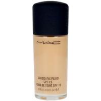 Beauty Damen Make-up & Foundation  Mac Studio Fix Fluid Spf15 nc20  30 ml