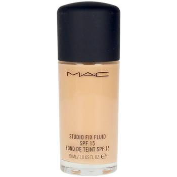 Beauty Damen Make-up & Foundation  Mac Studio Fix Fluid Spf15 nc25  30 ml