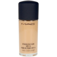Beauty Damen Make-up & Foundation  Mac Studio Fix Fluid Spf15 nc30  30 ml
