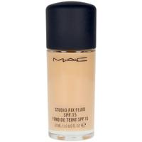 Beauty Damen Make-up & Foundation  Mac Studio Fix Fluid Spf15 nc37  30 ml