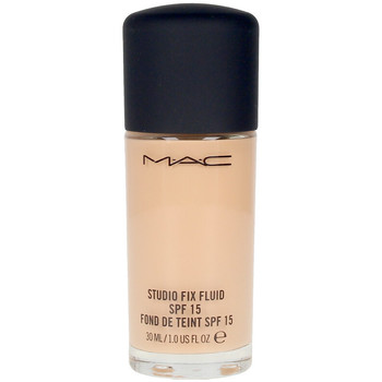 Beauty Damen Make-up & Foundation  Mac Studio Fix Fluid Spf15 nw15  30 ml
