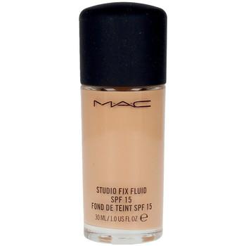 Beauty Damen Make-up & Foundation  Mac Studio Fix Fluid Spf15 nw25  30 ml