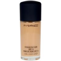 Beauty Damen Make-up & Foundation  Mac Studio Fix Fluid Spf15 Foundation c4.5  30 ml