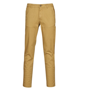 Kleidung Herren Chinohosen Selected SLHNEW PARIS Camel