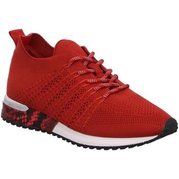 Schuhe Damen Sneaker Low La Strada 1832649-4537 rot