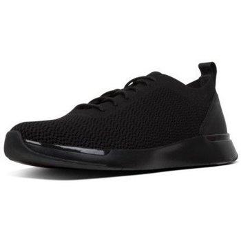 fitflop -   Sneaker FLEEXKNIT - SNEAKERS - ALL BLACK CO