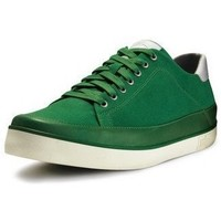 Schuhe Herren Sneaker Low FitFlop SUPERTONE TM MAN (CANVAS) - GRASS GREEN GRASS GREEN