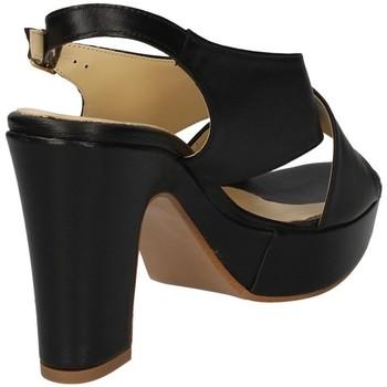 Melluso 03417X SCHWARZ - Schuhe Sandalen / Sandaletten Damen 8520