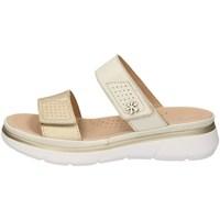 Schuhe Damen Pantoffel Florance 41714-1 ELFENBEIN