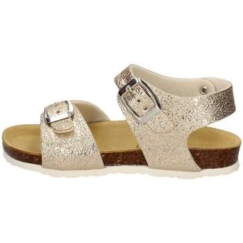Schuhe Mädchen Sandalen / Sandaletten Evoca EJ104A PLATIN