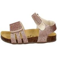Schuhe Mädchen Sandalen / Sandaletten Evoca EJ011 GESICHTSPUDER
